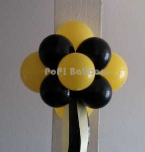 bumble bee theme party ball